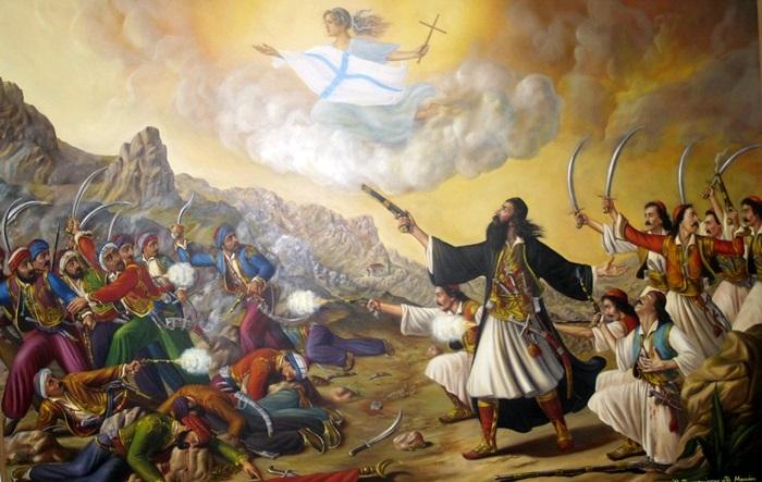 Η Ελληνική επανάσταση του 1821 – 200 χρόνια πορείας του Ελληνισμού: Το  έθνος και το κράτος (βίντεο) – Ελλάδα